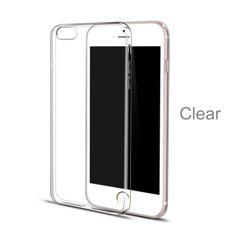 Ultra Slim TPU Case Cover iPhone SE / 5 / 5S - Crystal Clear price