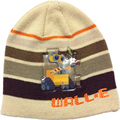 2017 New Beanie Babies WALL-E Robot ET EVE Kids Warm Knitted Beanie Skullies Soft Solid Winter Warm Hats Caps Headwear For Kids