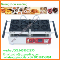 donut machine 4 kinds of donut shape maker high quality donut equipmen