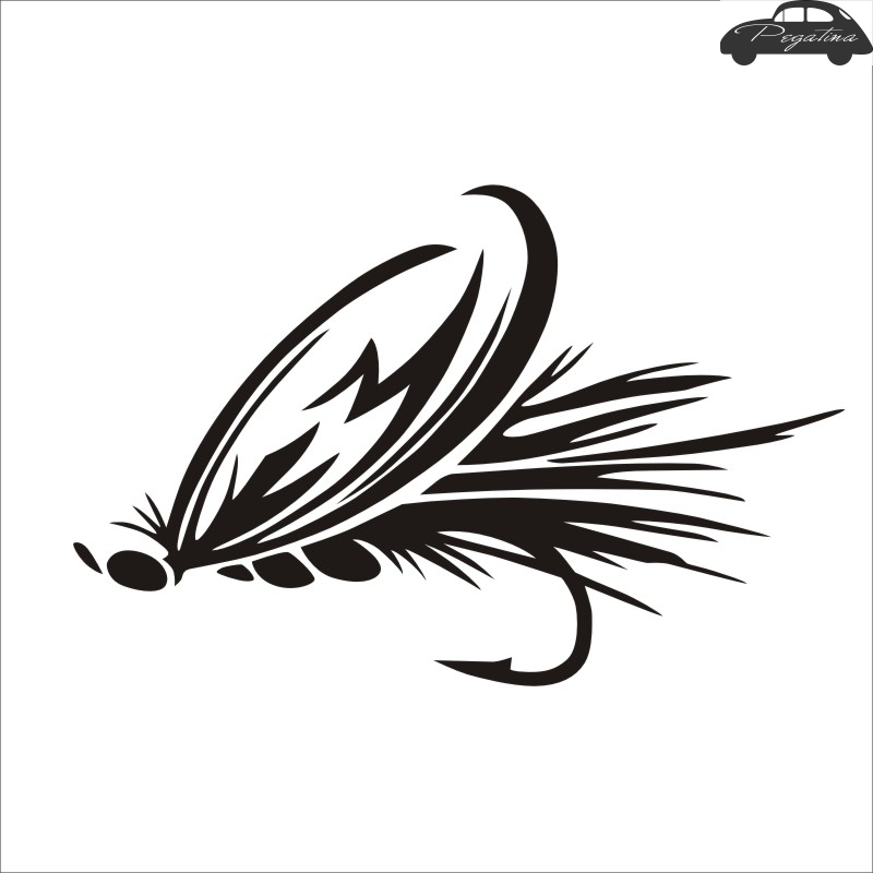 Fishing Sticker Name Fish Decal Angling Hooks Tackle Shop Posters Vinyl Wall Decals Hunter Parede Decor Mural Sticker