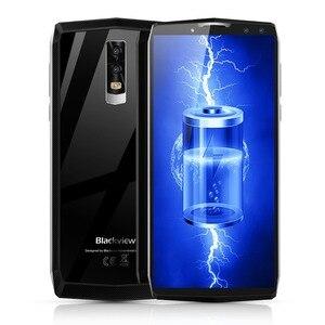 """Image 5 - Blackview P10000 Pro 5,99 """"FHD + полный Экран 4 ГБ + 64 ГБ MT6763 восьмиядерный смартфон 11000 мАч BAK Батарея 5 В/5A 16.0MP сзади Камера"""