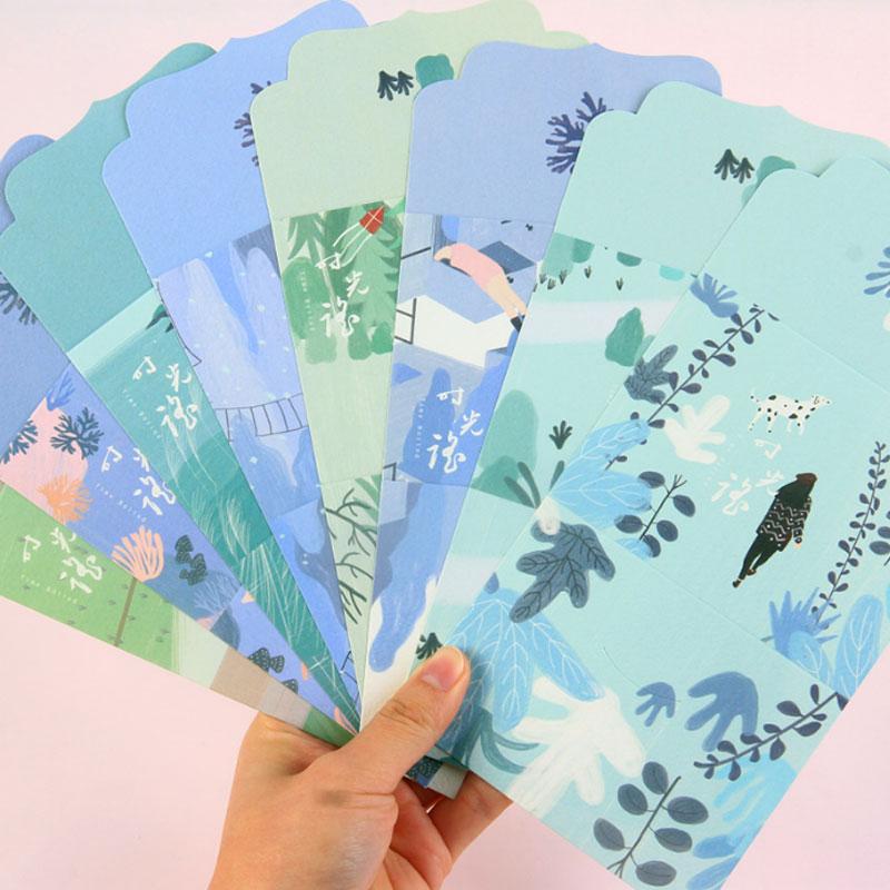 Time-shake envelope office writing paper stationery birthday envelopes for invitations christmas card letter gi
