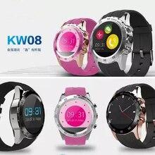 Business intelligent anti-theft card KW08 GFT disc smart watch smart watches