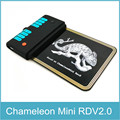 Chameleon Mini RDV2.0 Kit 13.56 MHZ ISO14443A RFID Copier Duplicator UID Carta di NFC Cloner