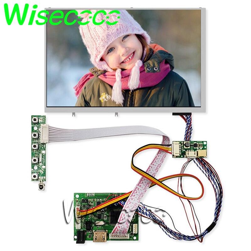 Pad & tablette panneau de remplacement 8.2 pouces 1280*800 écran lcd 450cd/m2 ips haute luminosité hdmi carte contrôleur 40 broches lvds