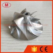 GT15-25 44,5/60,01 мм 720915-0004/737692-0002 6+ 6 лезвий высокая производительность заготовка/фрезерный/алюминиевый сплав колеса компрессора для Q7