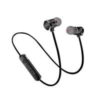 Original Stereo Bass Bluetooth In Ear Wireless Earphones Sport Running Handsfree Headphones With Microphone For Phone