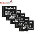 KINGBANK TF карта 64 ГБ micro sd card class 10 Реальная емкость 8 ГБ 16 ГБ 32 ГБ 64 ГБ 128 ГБ карты памяти