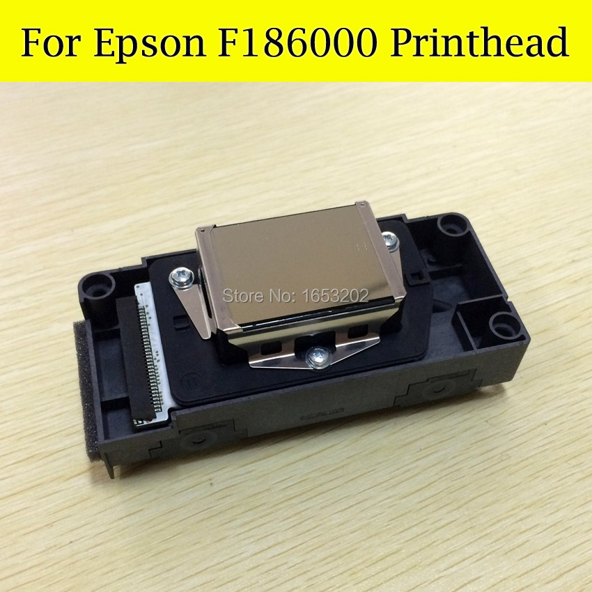 1 PC Original Print Head Printhead F186000 For EPSON R1900,R2000,1900,2000 Printer Head Second Locked original print head for epson wp4515 wp4023 wp4091 wp4095 wp4511 wp4531 wp4525 wp4520 wp4533 wp4590 wp4530 wp4035 wf4595 head
