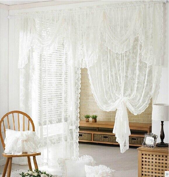 tende per camera da letto romantica