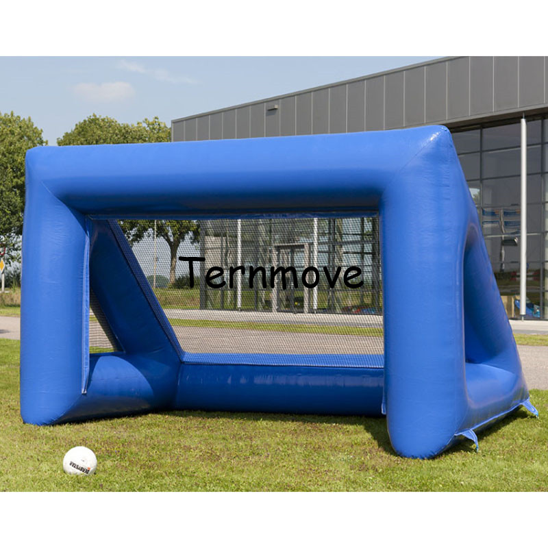 blue red Inflatable Soccer Gate Football Goal Inflatable Soccer Target Game inflatable football toss game,gonflable cible footblue red Inflatable Soccer Gate Football Goal Inflatable Soccer Target Game inflatable football toss game,gonflable cible foot