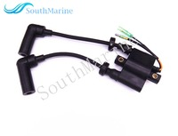 Outboard Engine 6F5 85570 12 6F5 85570 13 Ignition Coil for Yamaha 4 Stroke F9.9H FT25 F15 F20 F25