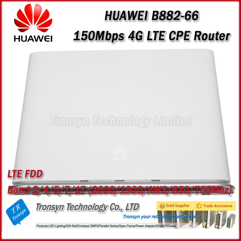 Original Unlock 100Mbps HUAWEI B882 4G LTE CPE Wireless Router Support LTE FDD 700MHz/850/ AWS/1900/2600MHz Like HUAWEI B890-66 original unlock 100mbps sierra wireless aircard 340u 4g lte usb wifi dongle with lcd display support fdd 700 aws 1700 2100mhz