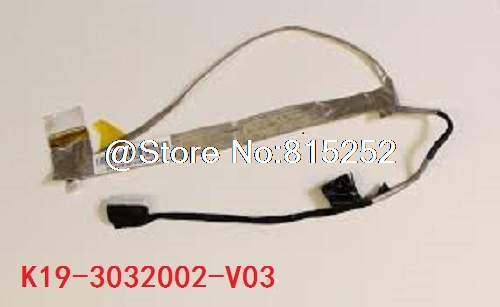 Image 2 - LCD Cable For MSI GE620 GE620DX MS 16G5 MS 16GX K19 3025024 H39 K19 3025024 H39/GE60 MS 16GA CX61 GP60 MS 16GH K19 3032002 V03-in Computer Cables & Connectors from Computer & Office