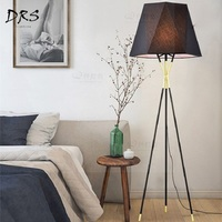 Postmodern Creative LED Floor Lamp Nordic Minimalist Floor Lamps for Living Room Lampara Designer Three Legged Standing Lamp