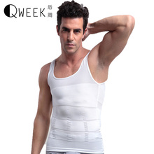 a0b75652bc0c7 Buy Men s Body Shaper Slimming Undershirt and get free shipping on  AliExpress.com