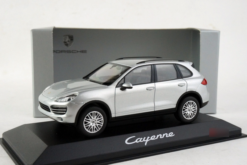 Minichamps Cayenne authentic alloy mannequin automobile 2010 SUV assortment
