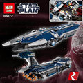 Lepin 05072 1192 Unids Serie Star La Malevolencia de Edición Limitada Conjunto de Niños Bloques de Construcción de Ladrillos de Juguetes Modelo Buque de Guerra 9515
