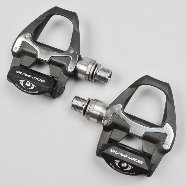 c9515f0a935 Shimano Dura-Ace PD-9000 Carbon SM-SH12 Cleat Pedals SPD-SL Clipless Road  Track 9000 pedal