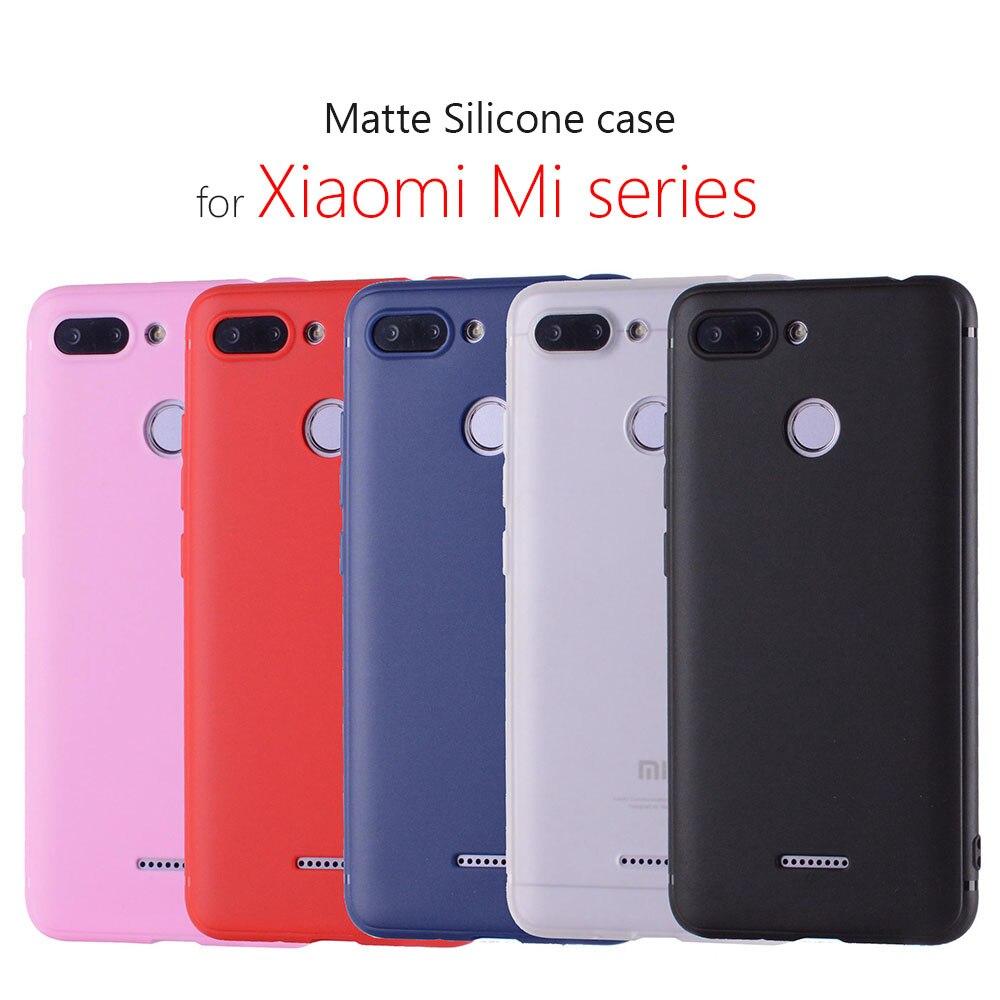 Силиконовый чехол Xiaomi redmi 6. Чехол для Xiaomi redmi 6 на funda capa coque Чехлы для мобильных телефонов