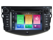 Android 6.0 CAR Audio DVD player FOR TOYOTA RAV4 2008-2012 gps Multimedia head device unit receiver BT WIFI