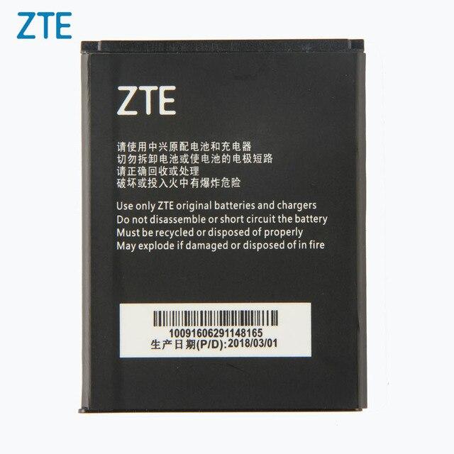 Orijinal ZTE Blade L5 telefonu pil Için ZTE Bıçak L5 L5 ARTı C370 Akümülatör 2150 mAh Li3821T43p3h745741