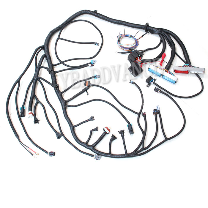 Ignition Connectors Harness Plugs Wiring Pigtail 0406 Vw Phaeton