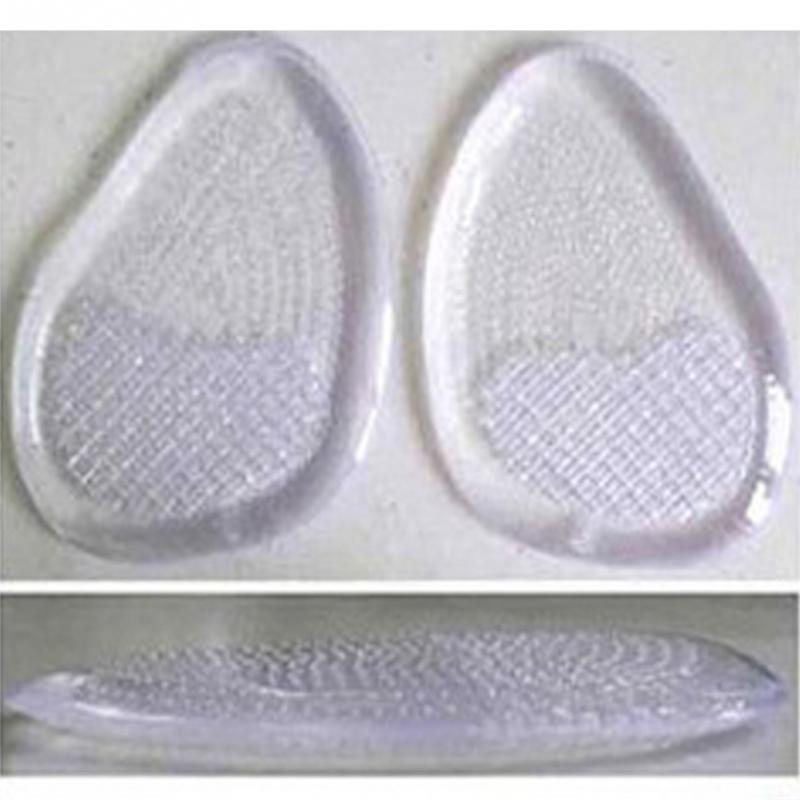 1 Pair Flat Feet Orthotic Arch Support Gel Pads Non-Slip Pain Relief Shoes Insoles High Heels Silicone Gel Forefoot Gel Pads