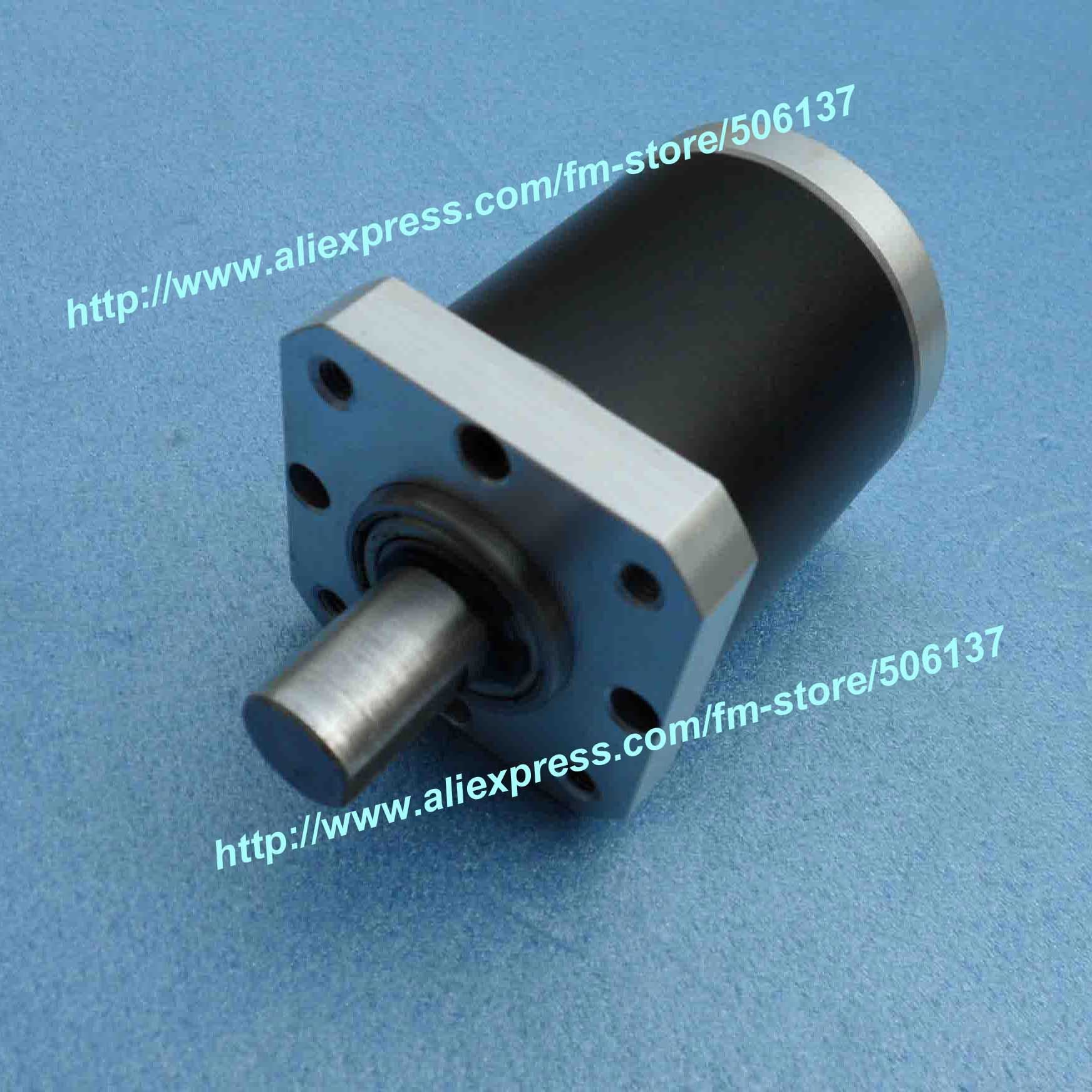 57mm Micro Planetary Speed Reducer , GP57-10 planetary gearbox 42mm micro planetary speed reducer gp42 0 planetary gearbox