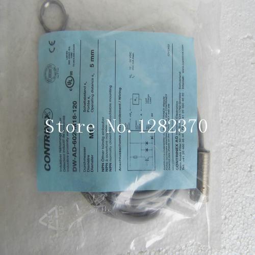 [SA] New original special sales CONTRINEX sensor switch DW-AD-602-M18-120 spot --5PCS/LOT new original dw ad 601 065 121 dw ad 602 065 121