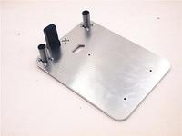 Openbuilds DIY 7 Hole Joining Plate V Slot Aluminium Linear Extrusion 3D Printer RepRap CNC accessory