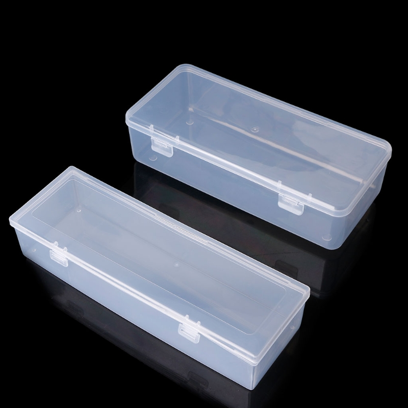 Jewelry display storage box coin case beads rectangular - Scatole plastica ikea ...