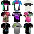 New Design Dirty Sprite 3D T shirt Women Men Street Hipster t shirts Summer Funny Short Sleeve tshirts Fashion tees tops