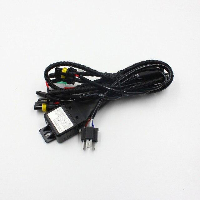 ke li mi good quality 12v 35w 9003 hb2 h4 wiring harness controller rh aliexpress com HID Wiring Harness 06 Porcshe HID Relay Harness Install