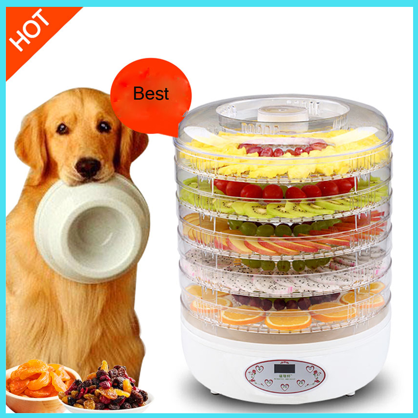 FD770C Dried Fruit Machine Fruit and Vegetable Pet Food  Dehydration Dry Meat Food Machine Snacks in the Dryer fruit and vegetable fruit milk mask machine machine of the fruit of household homemade diy automatic whitening and hydrating fac