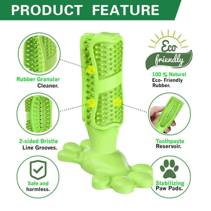 Chewable Toothbrush For Dogs 1