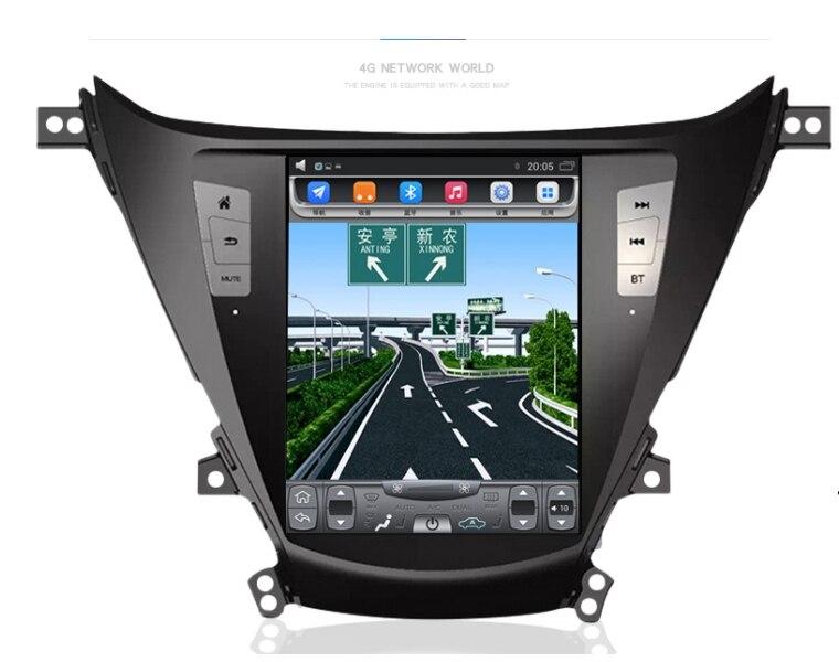 For Hyundai i35 Elantra Avante MD UD 2011~2015 NAVI LiisLee Car Multimedia Player GPS Maps WIFI Audio CarPlay Radio Navigation 11