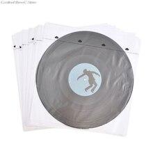 20 Pcs Anti Statische Rijstpapier Record Binnenzak Mouwen Protectors Voor 12 Inch Vinyl Record Draaitafel Accessoires