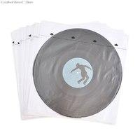 20PCS Anti statische Reis Papier Rekord Innere Tasche Ärmeln Protektoren Für 12 Zoll Schallplatte Plattenspieler Zubehör-in Plattenspieler aus Verbraucherelektronik bei