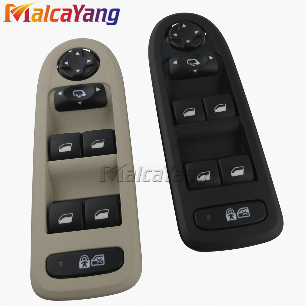 96659465ZD 98026370ZD Window Master Switch For Peugeot 308 508 C5 5 Door Hatchback Wagon DXY88 96644917XT 96599975XT 96660257XT