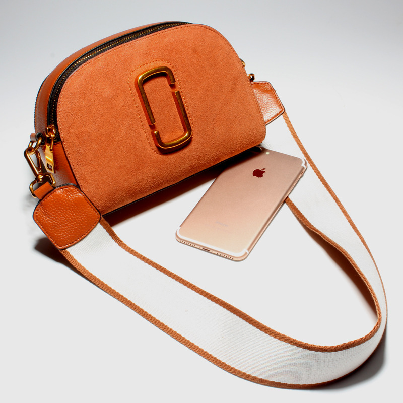 ФОТО Small Camera Flap Bag Suede Genuine Leather Crossbody Bags Designer Brand Luxury Women's Handbags Ladies Messenger Shoulder Bags