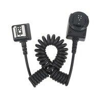 2m Black MQ E3 Off Camera TTL Cord Removing Cable For C Anon Camera E TTL