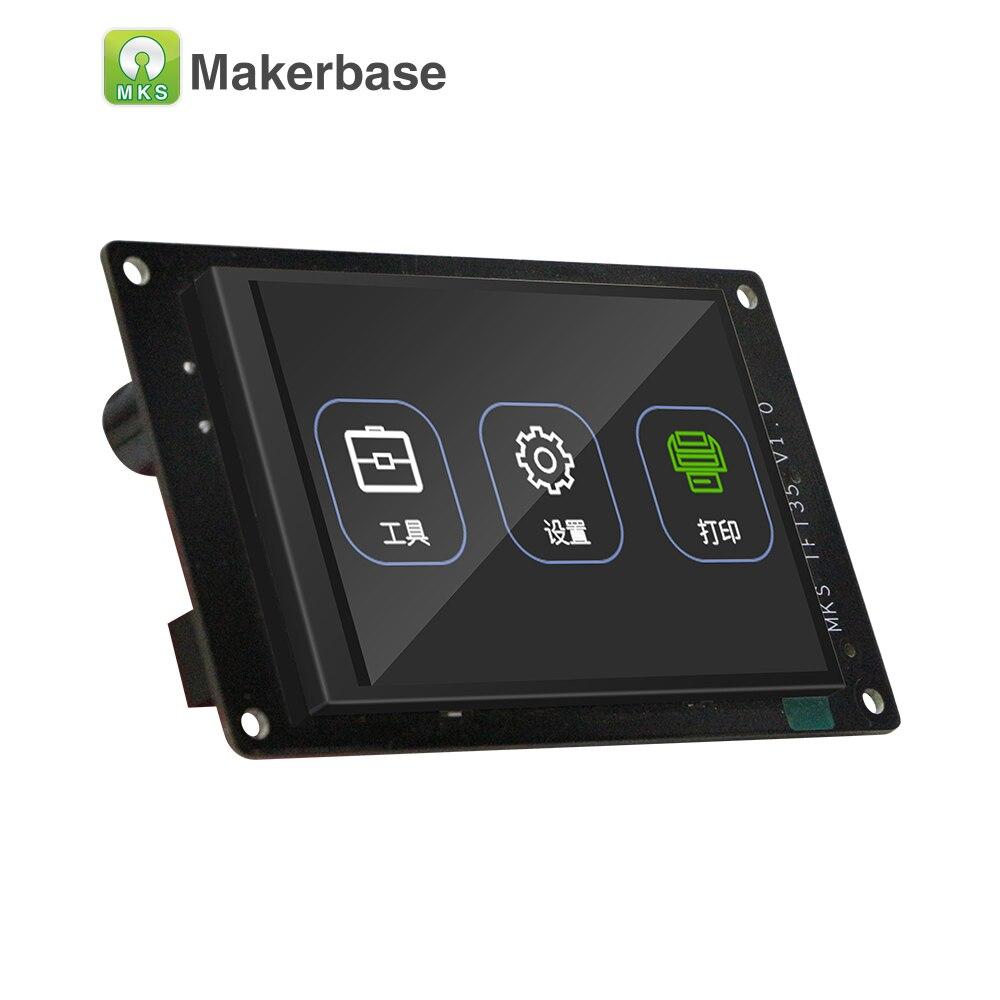 Makerbase 3d impresora pantalla MKS TFT35 V1.0 pantalla táctil con 3,5 pulgadas pantalla a todo color pantalla de colores