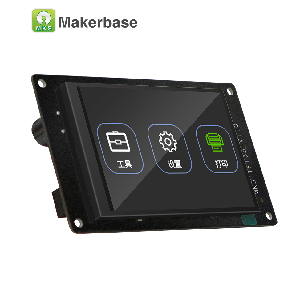 Makerbase 3d printer display MKS TFT35 V1.0 touch screen with 3.5 inch full color screen colorful displayMakerbase 3d printer display MKS TFT35 V1.0 touch screen with 3.5 inch full color screen colorful display