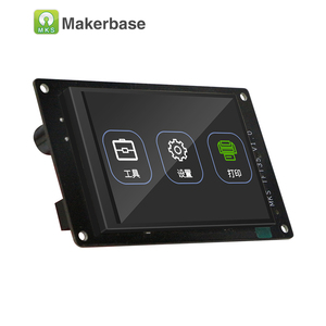 Image 3 - Makerbase MKS TFT35 V1.0 Touch Screen Smart Display Controller 3d Printer Parts  3.5 Inch Wifi Wireless Control Preview Gcode