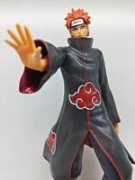Tobyfancy Anime Naruto Shippuden Pain Figure Akatsuki Japan Anime PVC Collection Model Toy