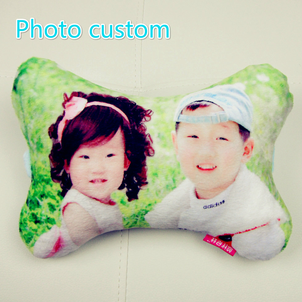 HTB1SgoKt1uSBuNjy1Xcq6AYjFXa6 New Hot Photo customization DIY dog Cushion Plush Toys Dolls Stuffed Animal Pillow Sofa Car Decorative Creative Birthday Gift