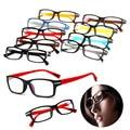 Мужчины Женщины Ретро Старинные Рамки Прозрачные Линзы Оптические Очки Очки Кадров