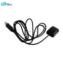 цена на DIYmall USB GPS Module Dongle G-Mouse GMOUSE Interface Navigation Engine Board Support Google Earth VK-162 72 Channel 1Hz-10Hz