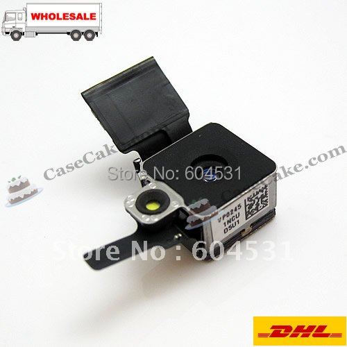Wholesales Repair Parts Back Camera Accessories for iPhone 4,Free shipping